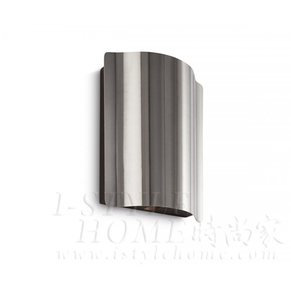 Ledino 16815 inox LED Wall light