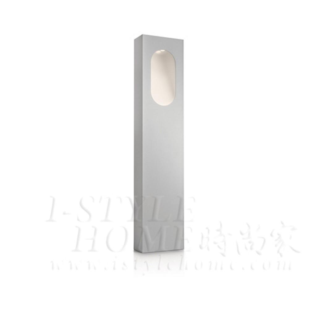Ledino 16817 grey LED Pedestal