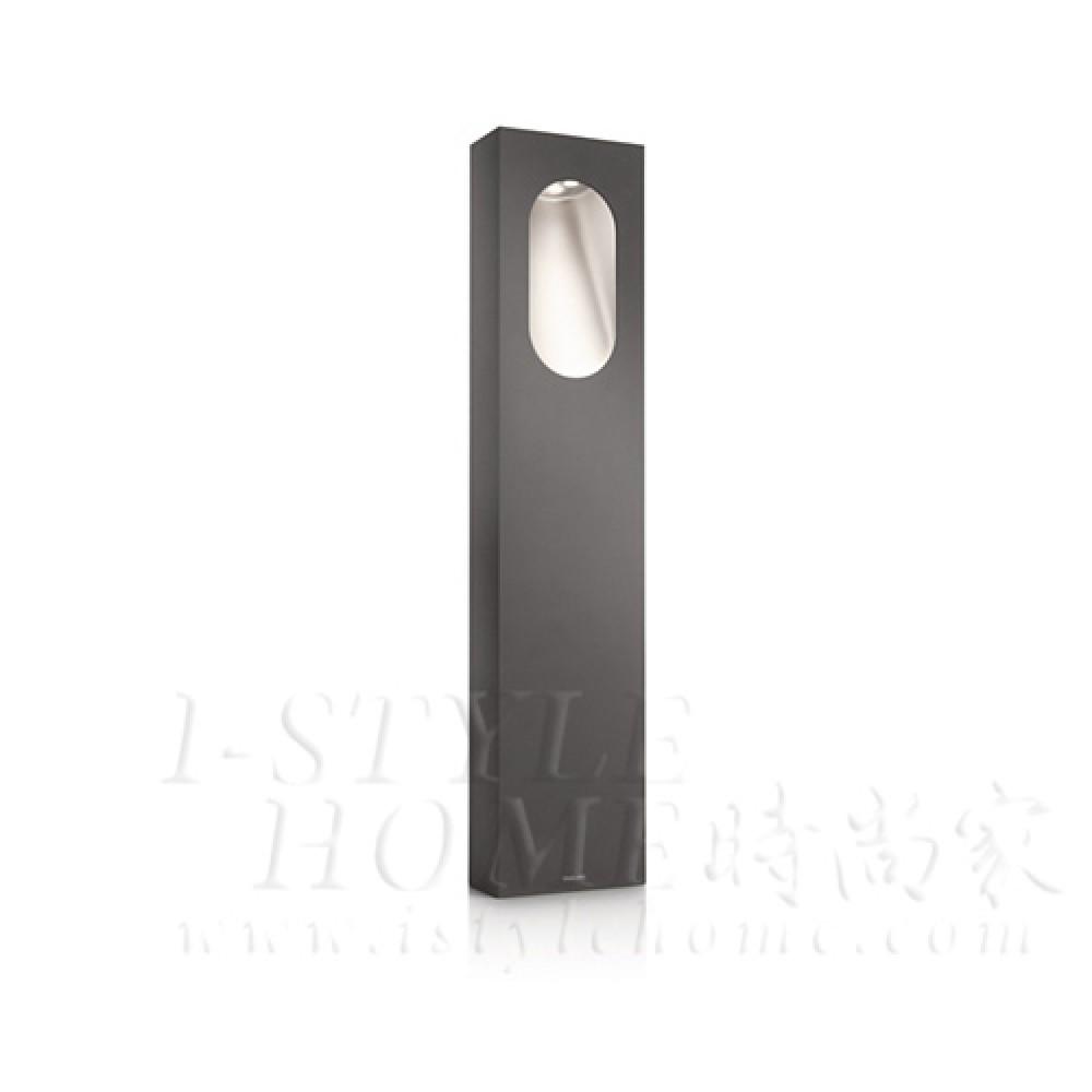 Ledino 16817 antracit LED Pedestal