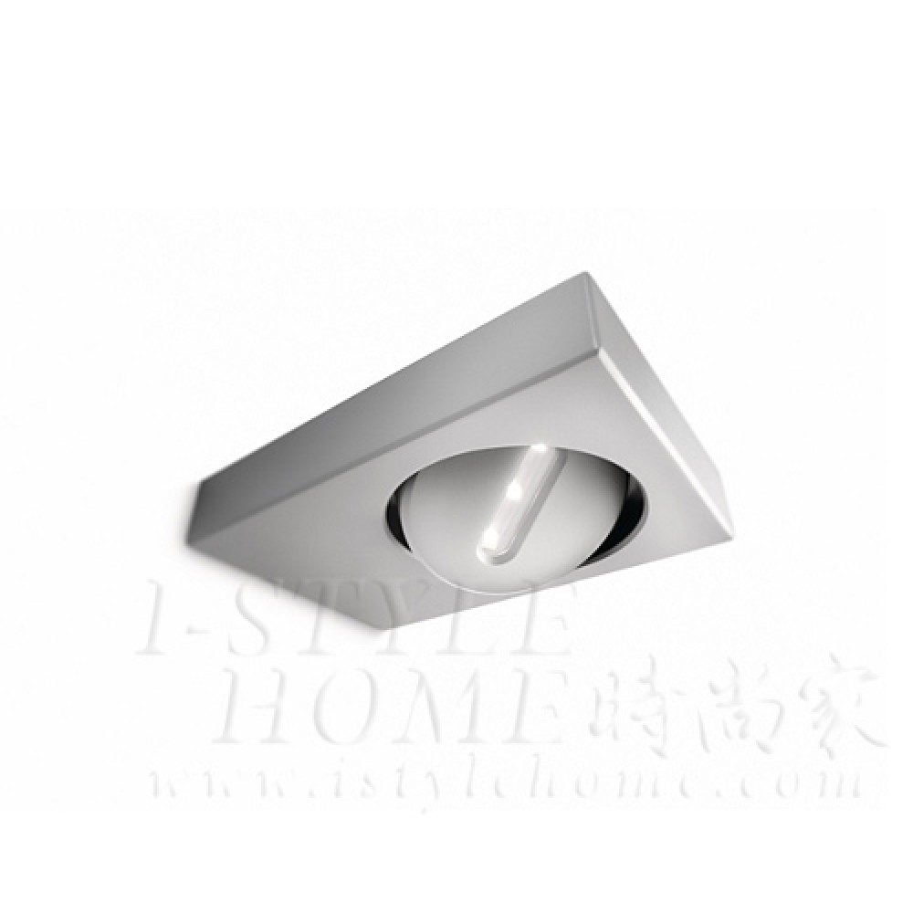Ledino 6825 grey LED Wall light