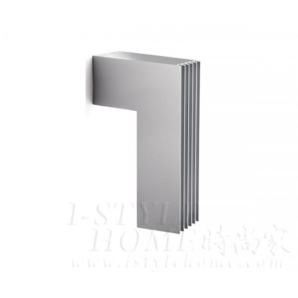 Ecomoods 16904 grey Wall light