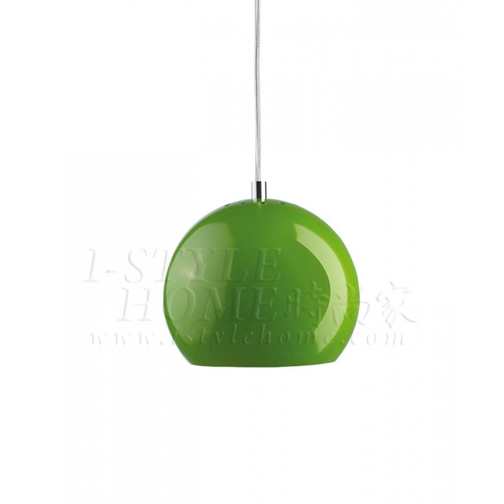 Ball green glossy lig100265
