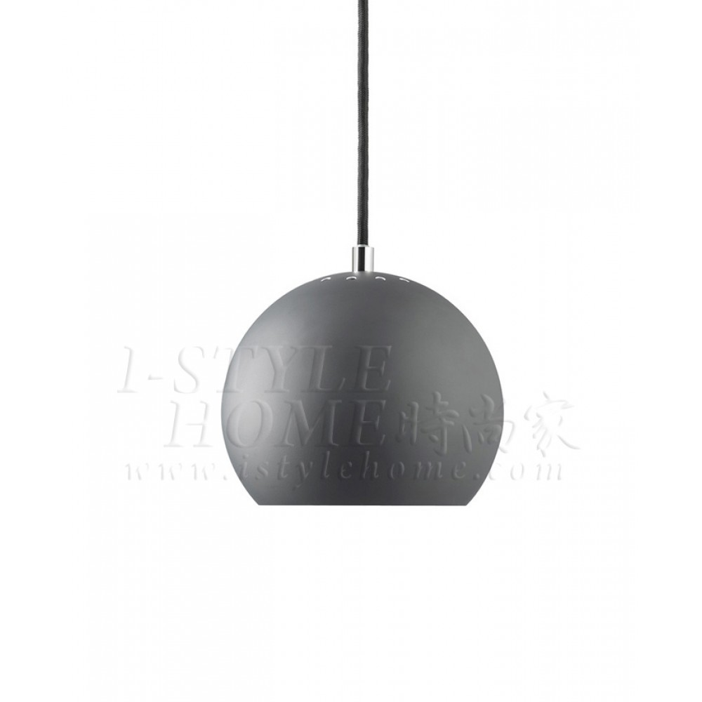 Ball grey matt lig100269