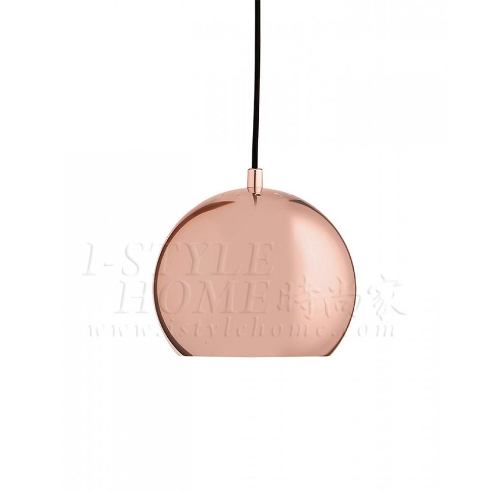 Ball copper glossy lig100271