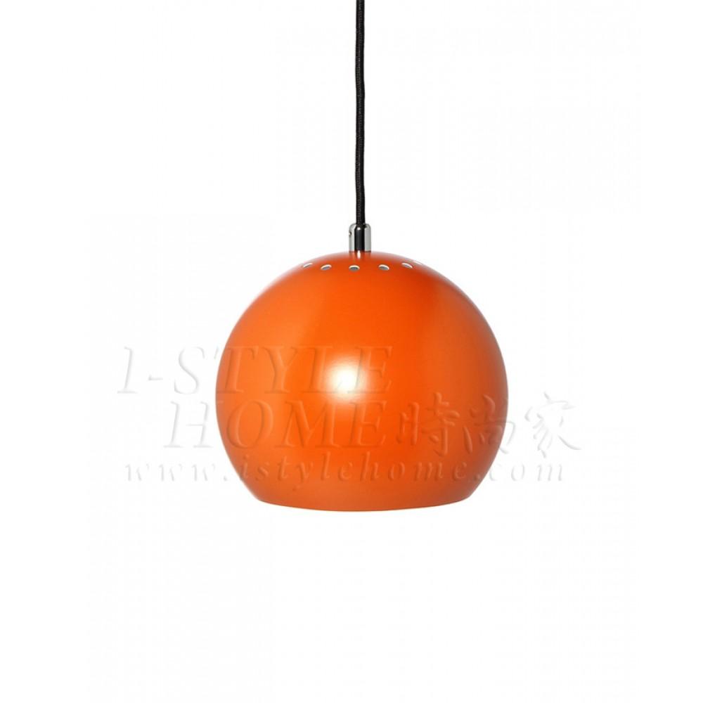 Ball orange matt lig100277