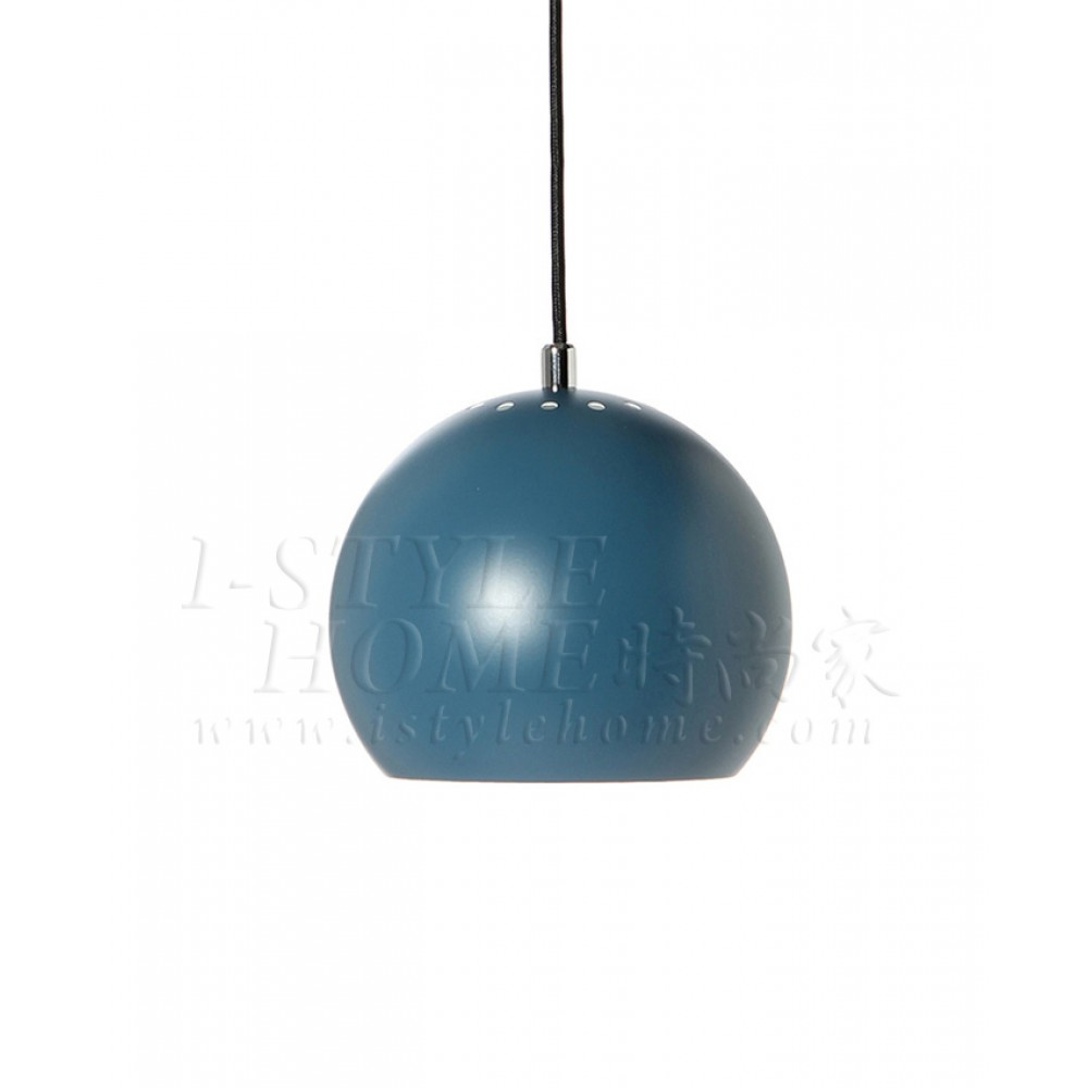 Ball petrol blue matt lig100278