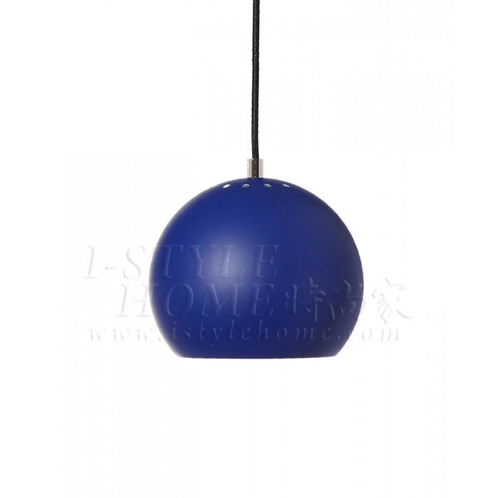 ball cobalt blue matt lig100280