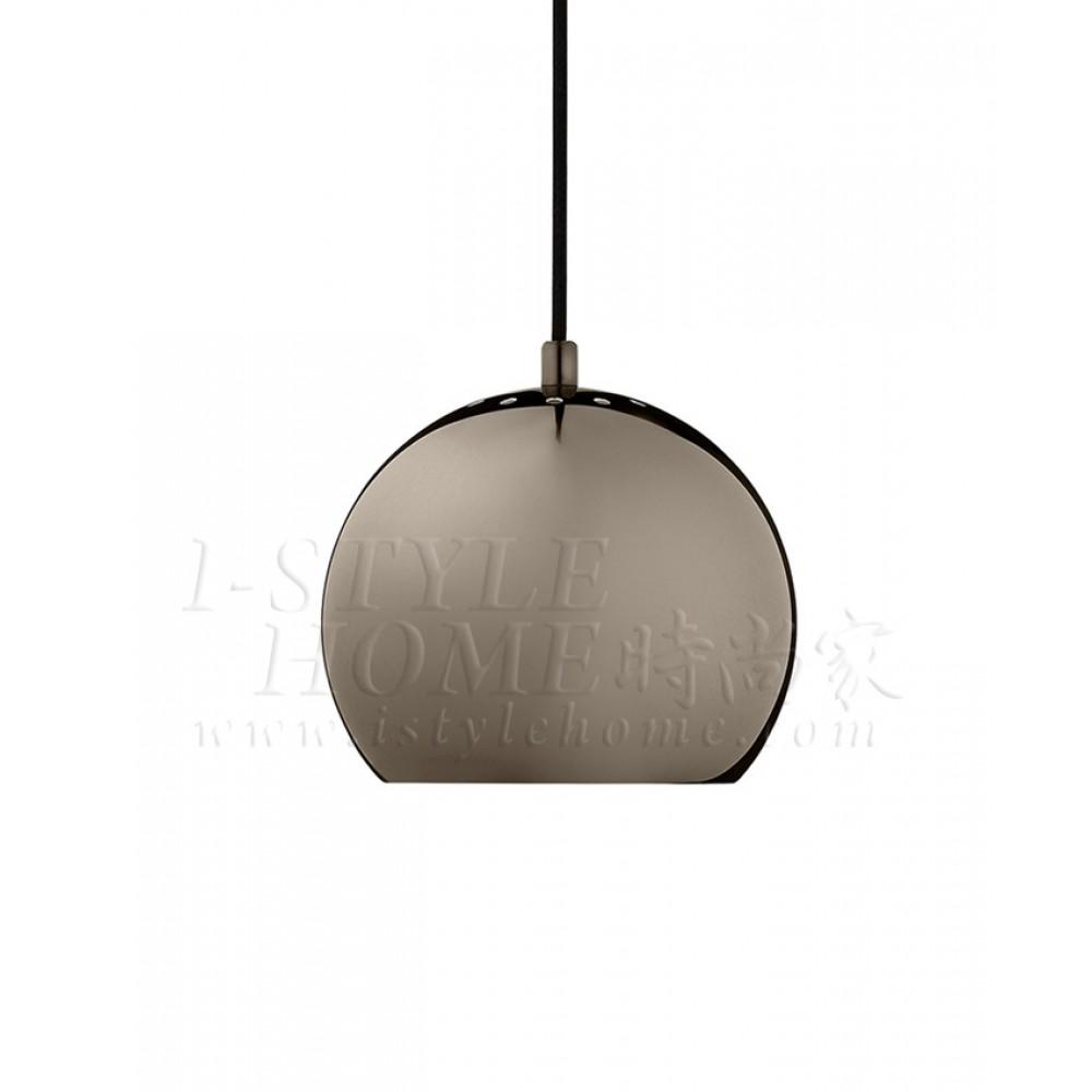 Ball black chrome glossy lig100281
