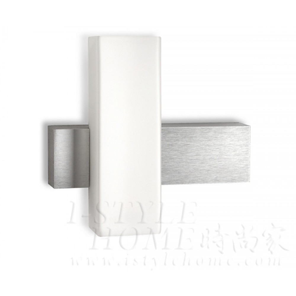 Ecomoods 33205 FWG311 aluminium Wall light