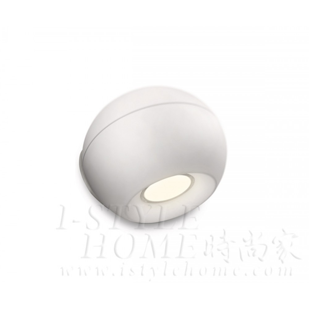 Ledino 33610 27K white LED Wall light