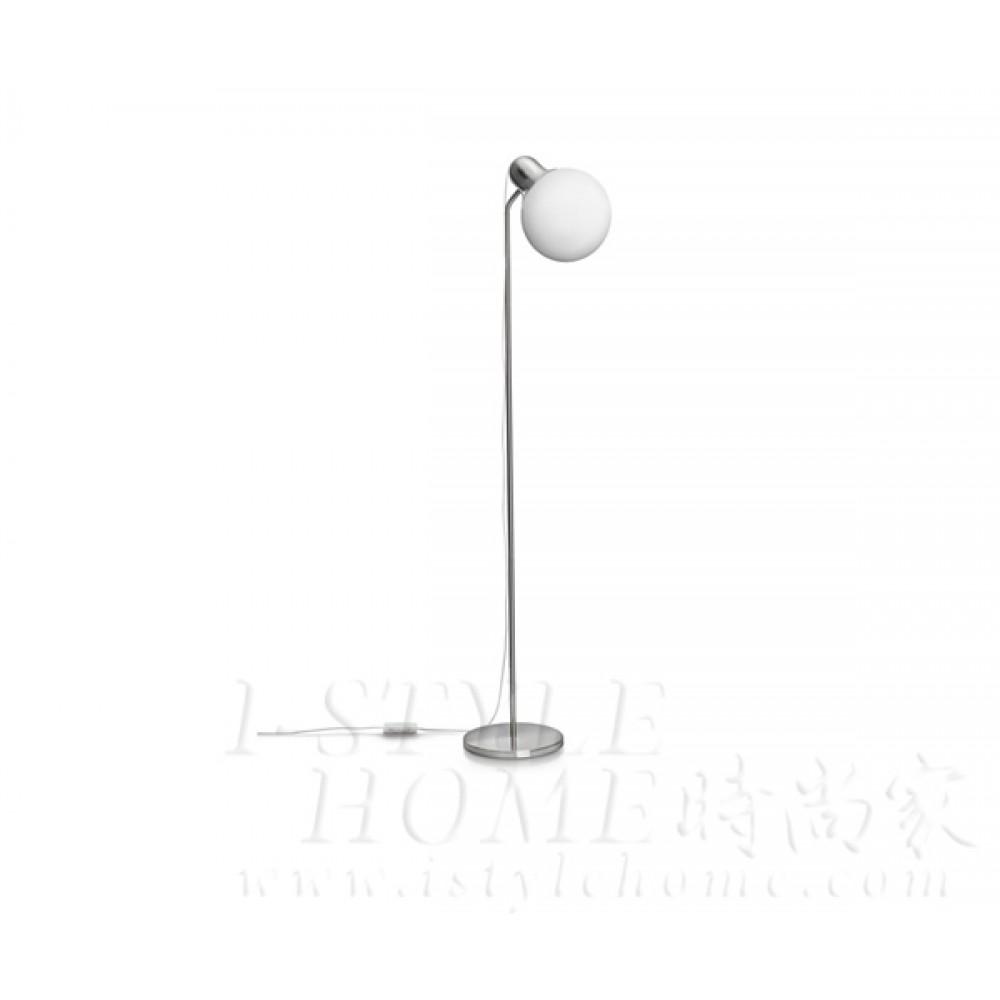 Ecomoods 36918 matt chrome Floor lamp