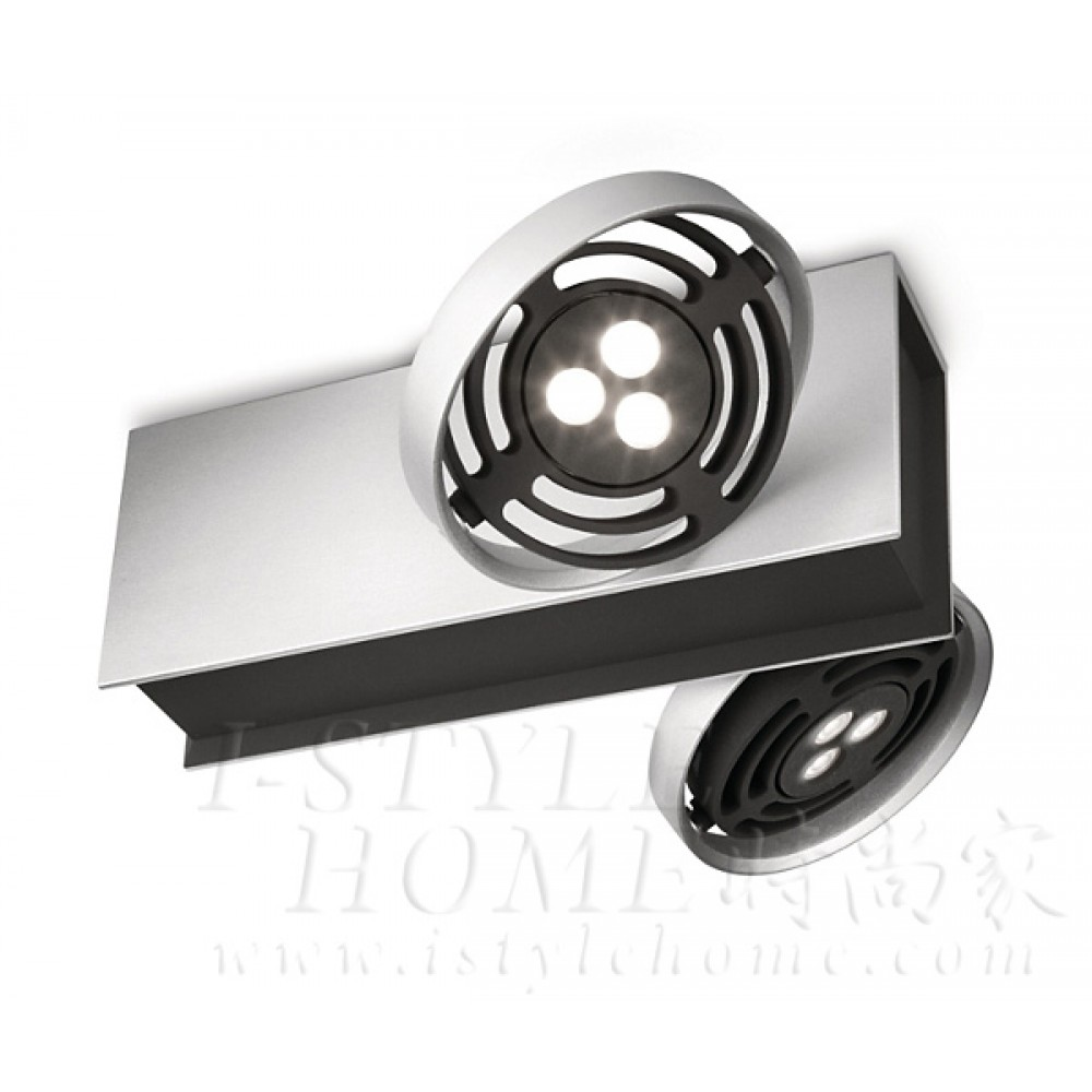 Ledino 57928 aluminium LED Spot light