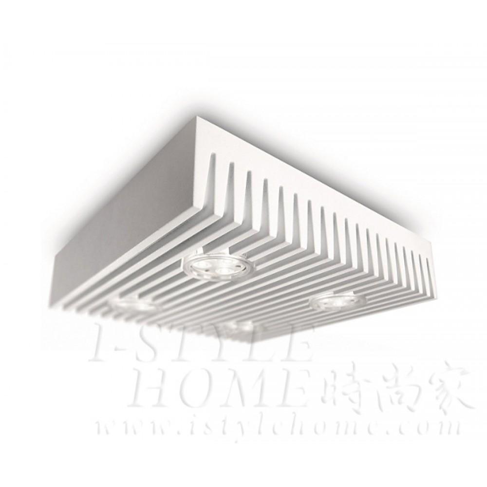 Ledino 69067 27K white LED Ceiling light