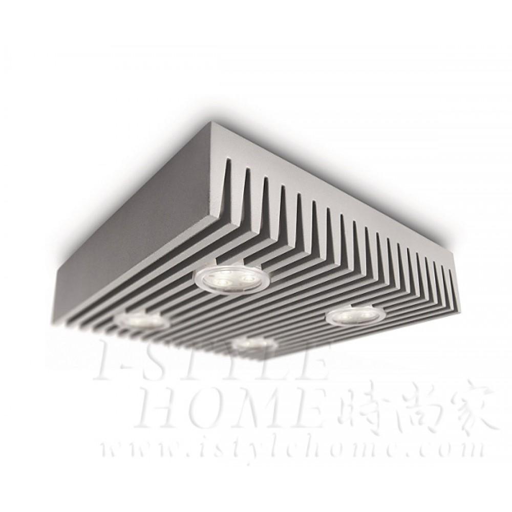 Ledino 69067 27K grey LED Ceiling light