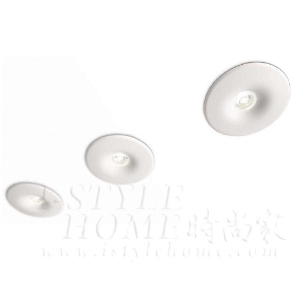 Ledino 69077 40K white LED Recessed spot light