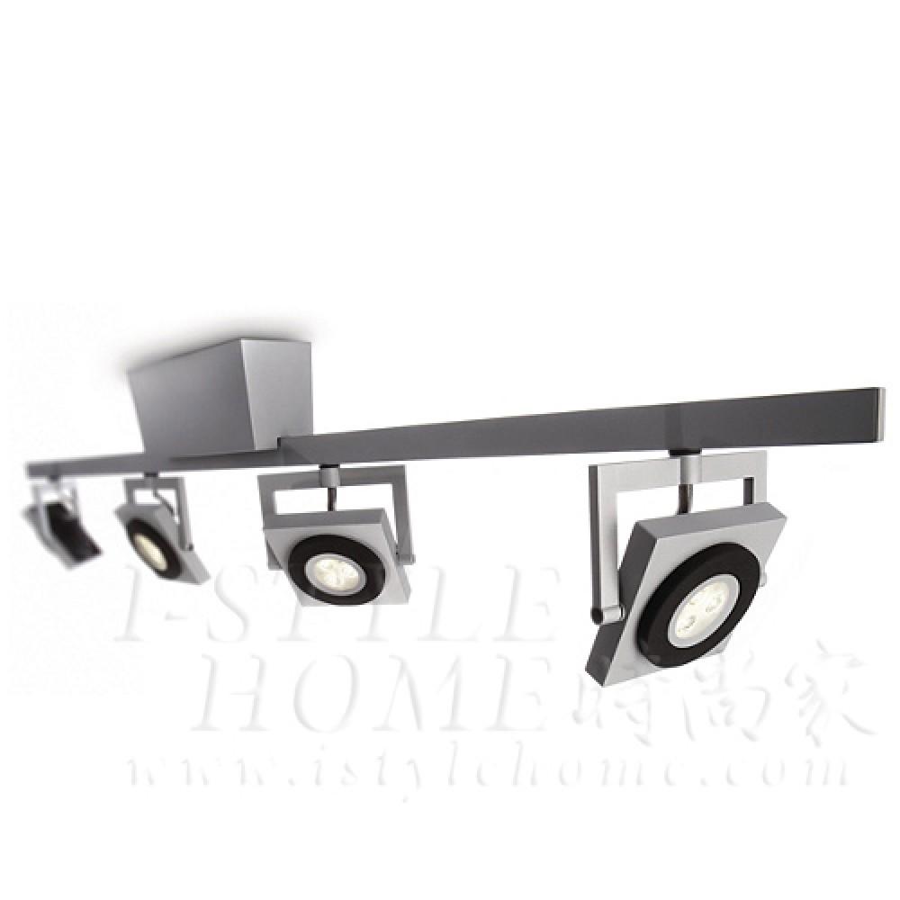 Ledino 69084 27K grey LED Spot light lig100404