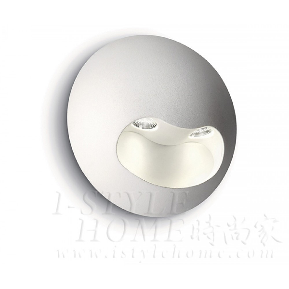Ledino 69085 27K white LED Wall light lig100403