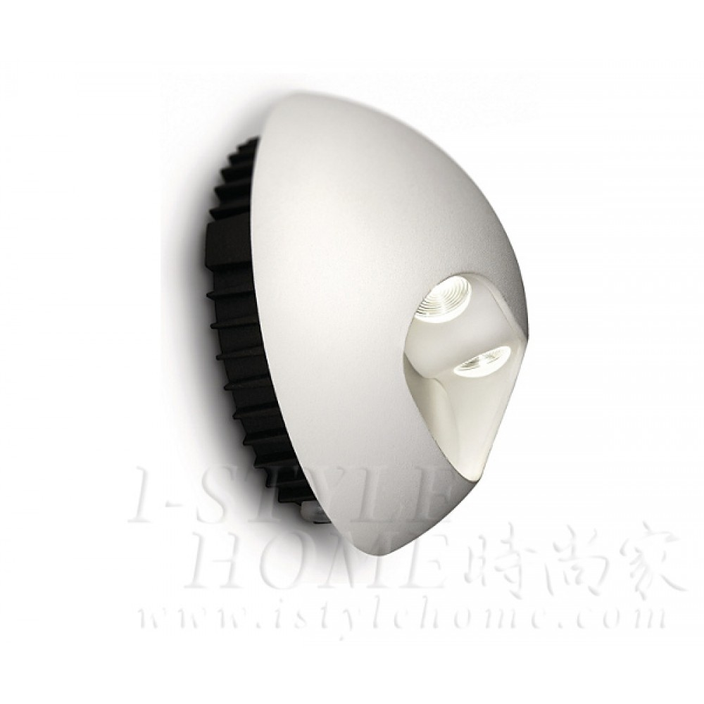 Ledino 69085 40K white LED Wall light lig100402