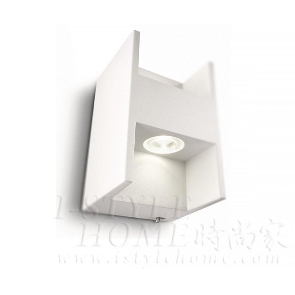 Ledino 69087 40K white LED Wall light lig100394