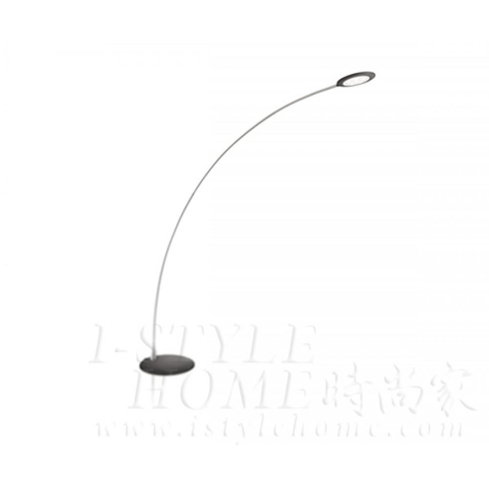 Ledino 69090 40K black LED Floor lamp lig100383