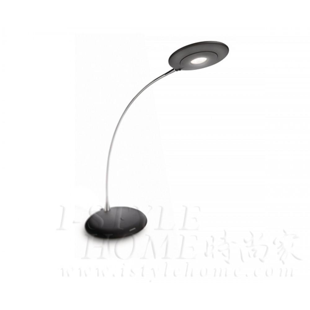 Ledino 69091 40K black LED Table lamp lig100381