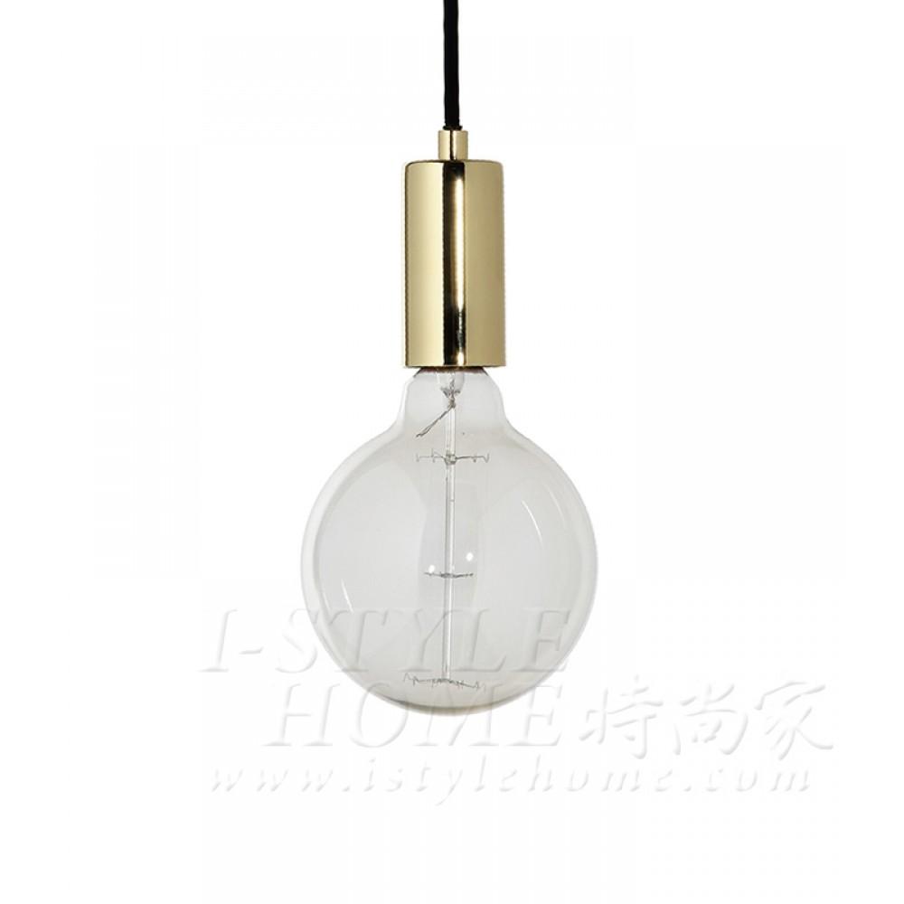 Bristol Pendant - brass / glossy lig100302