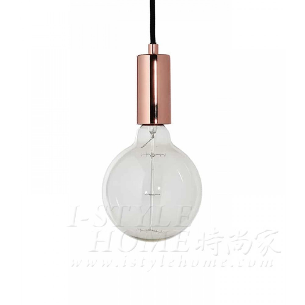 Bristol Pendant - copper / glossy lig100301