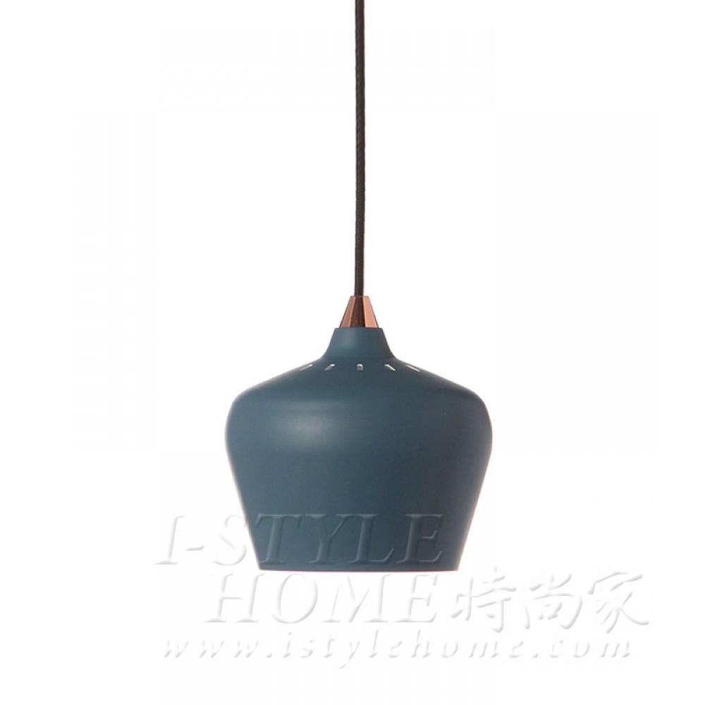 Cohen Ø16 cm blue / matt lig100310