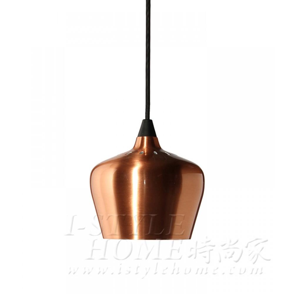 Cohen Ø16 cm copper / glossy lig100311