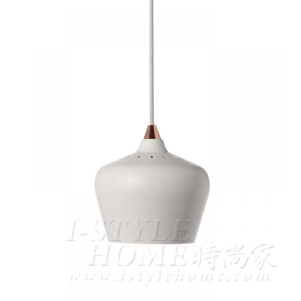Cohen Ø16 cm white / matt lig100309