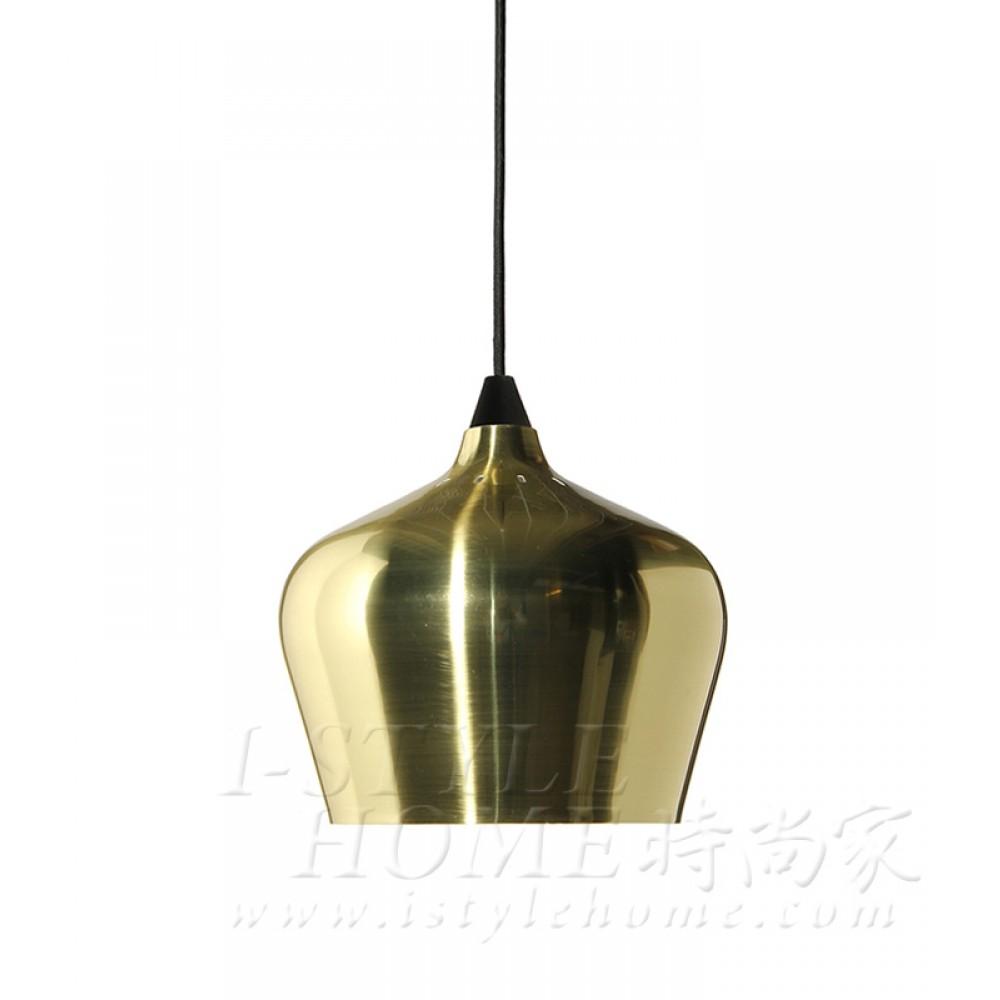 Cohen Ø25 cm brass / glossy lig100319