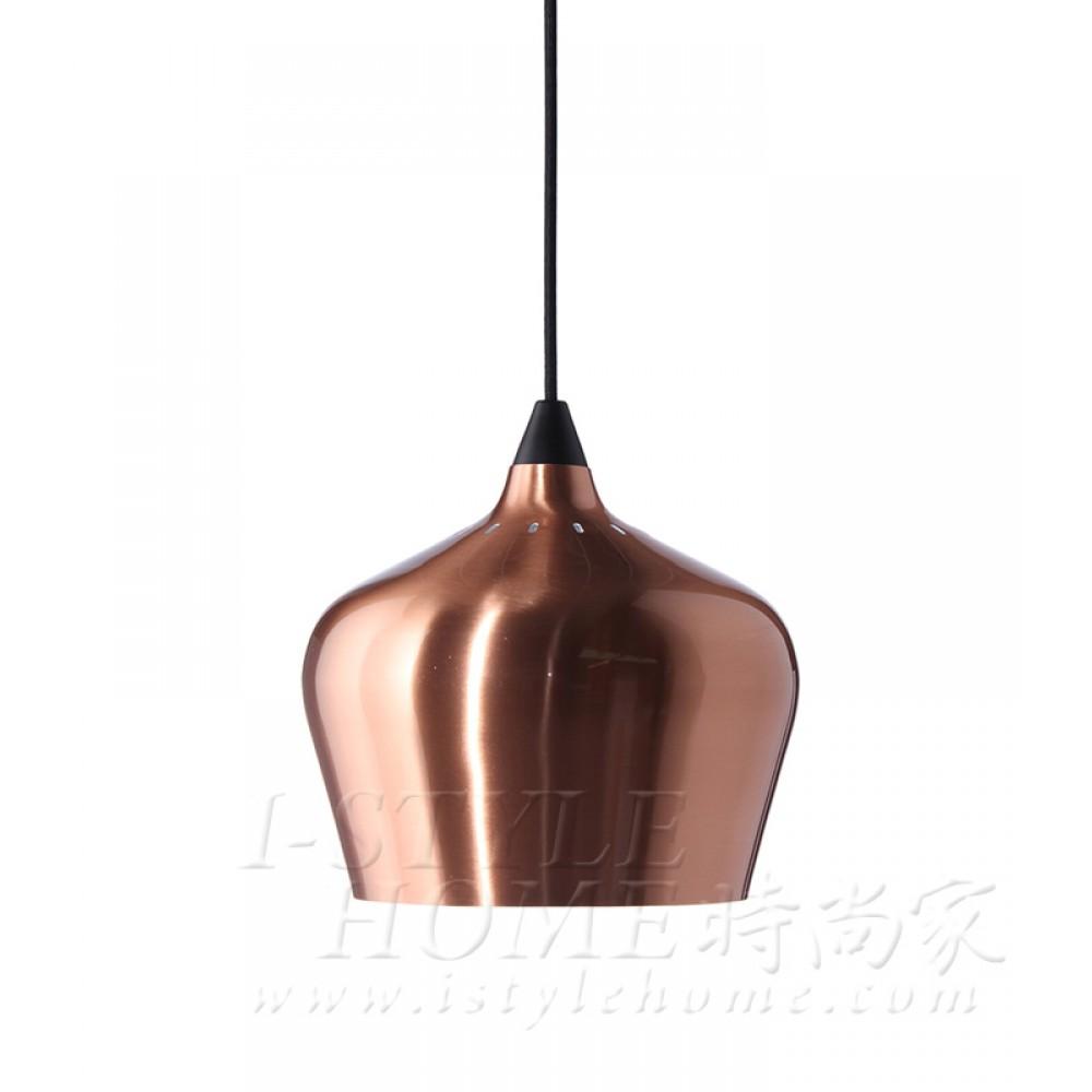 Cohen Ø25 cm copper / glossy lig100318