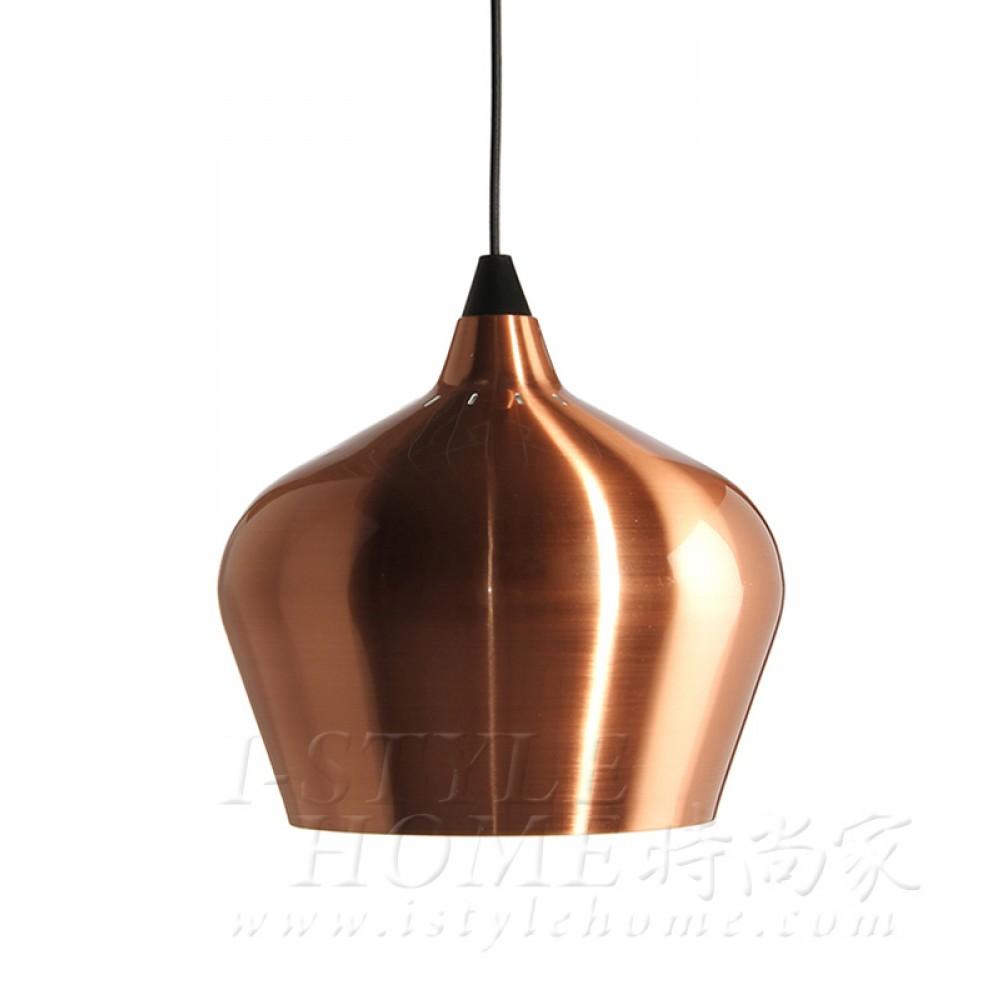 Cohen Ø32 cm copper / glossy lig100323