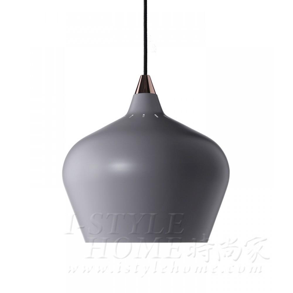Cohen Ø32 cm grey / matt lig100322