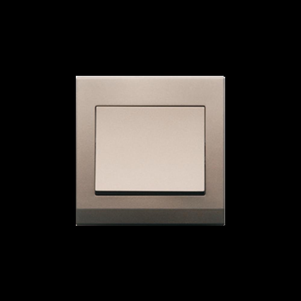 Jasmart S Bronze 1 Gang Switch swi100165