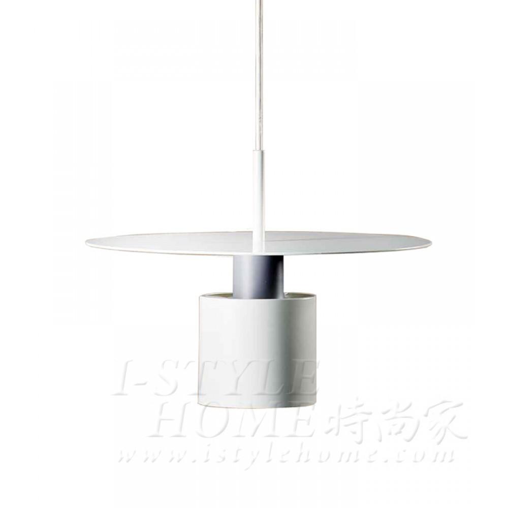 Kolorit ø20cm white matt grey lig100350