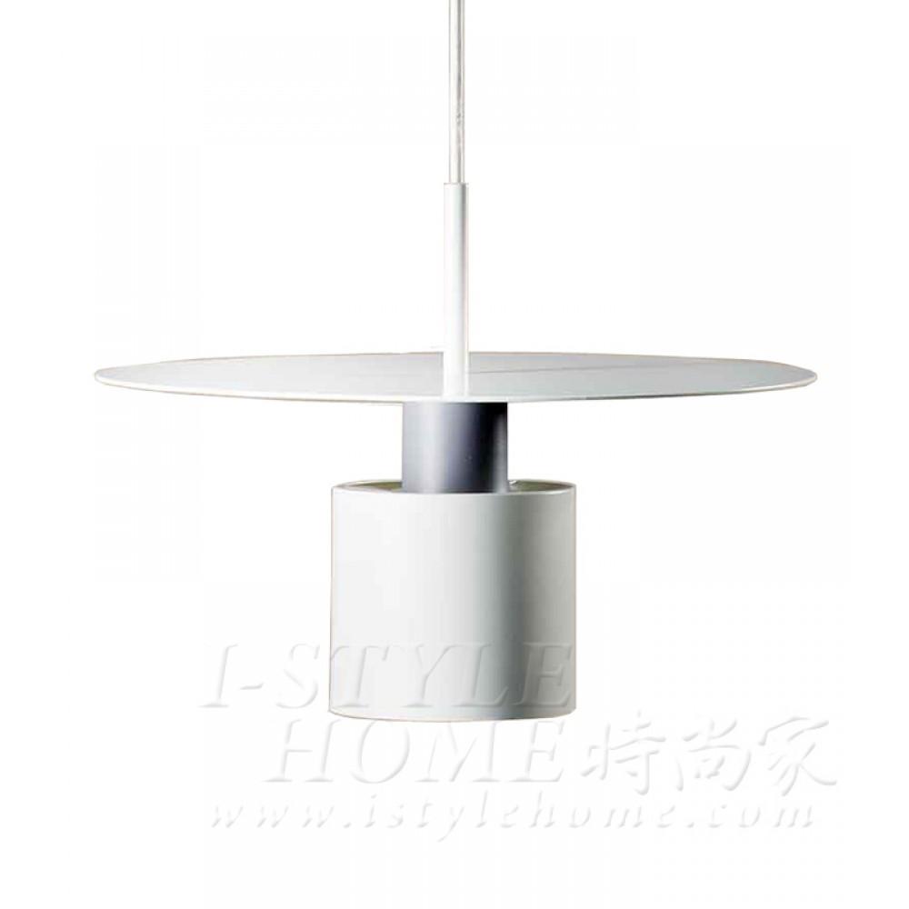 Kolorit ø34cm white matt grey lig100352