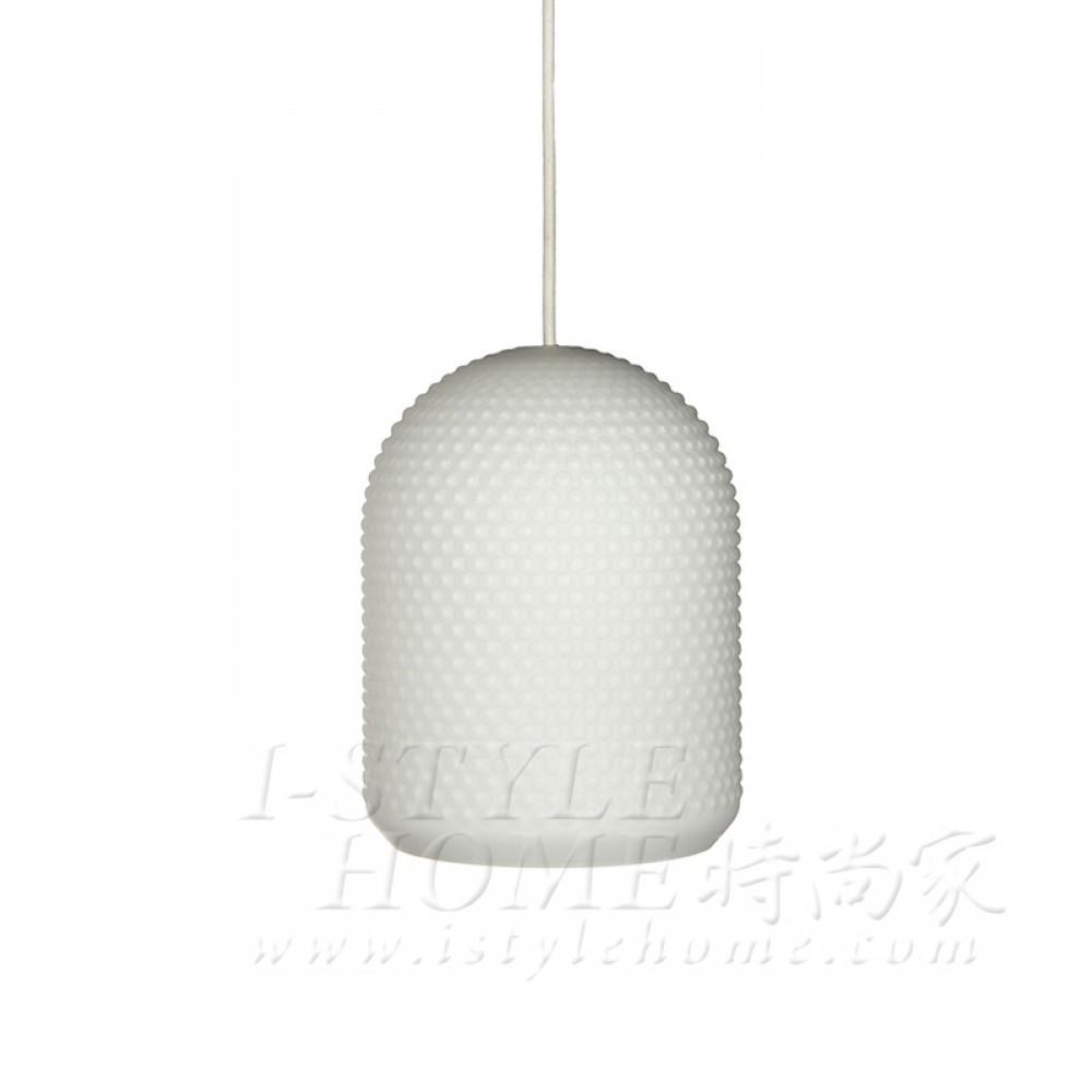Shape3 opal white glass lig100361