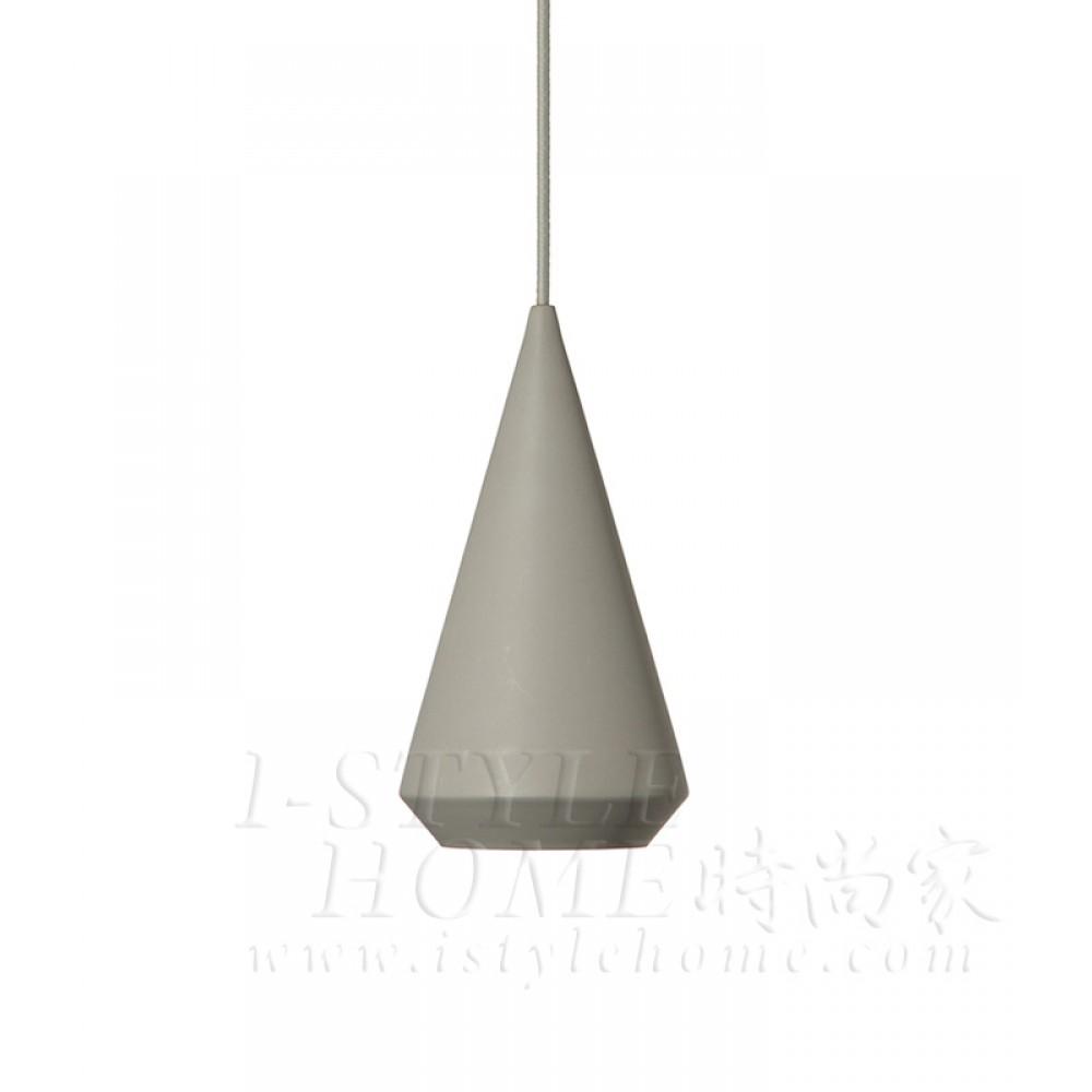 Simple Shade light grey matt lig100340