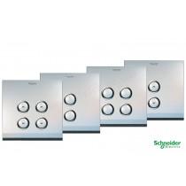 Schneider ULTI Pearl White swi100141